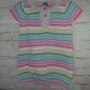 Old Navy Baby Girl Sweater Dress 3-6 Months